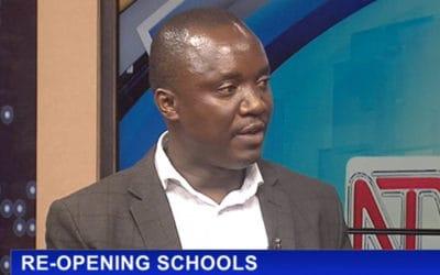 Tackling learners' Challenges as Schools re-open: JA Uganda CEO, Geoffrey Wakhakuyu Speaks to NTV