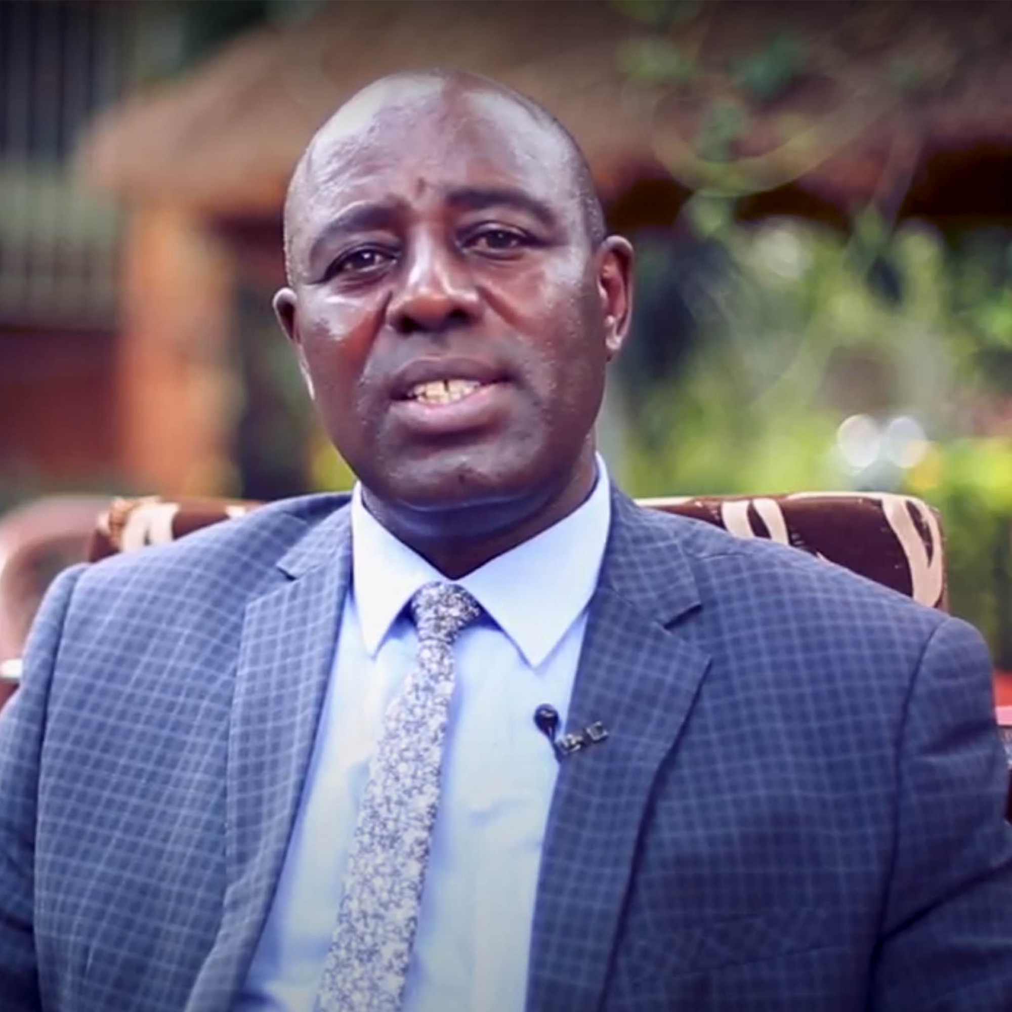 Stuart Mwesigwa